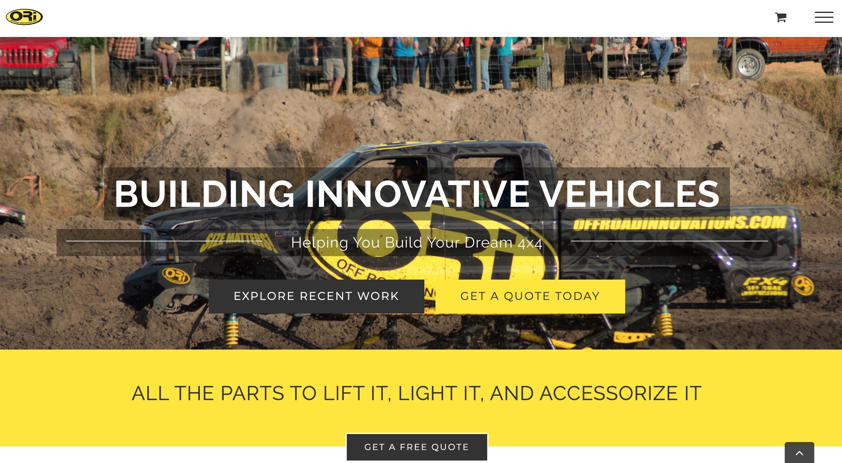 ORI Home Page